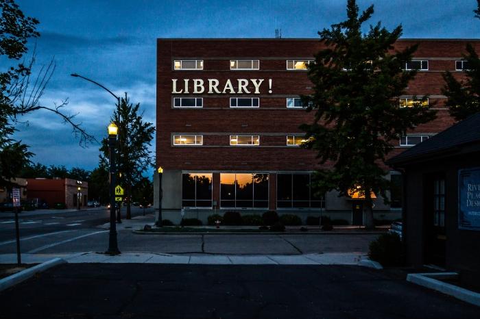 Boise Public Library.