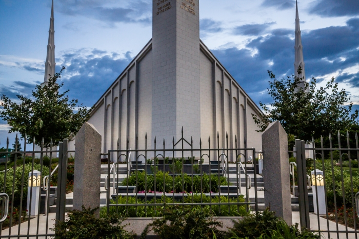 The Church of Jesus Christ of Latter Day Saints, Boise Temple