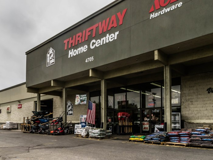 Home ownership requires frequent trips to the hardware store.
