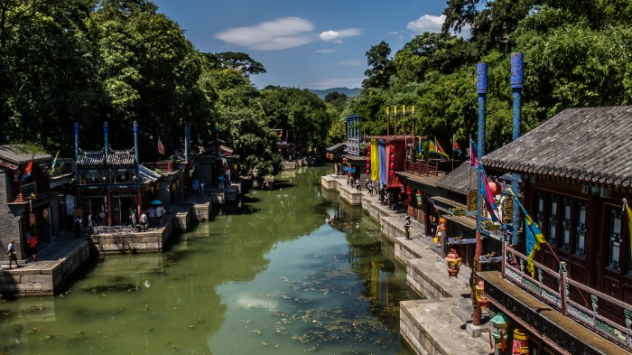 Suzhou Street, Summer Palace